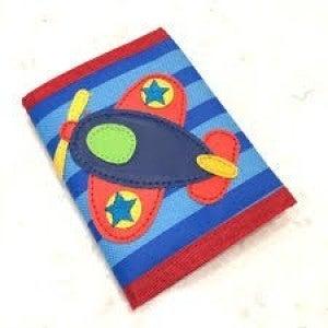 Boys Airplane Wallet
