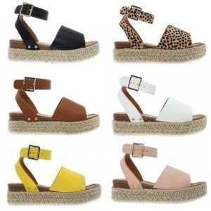 The Magic Espadrilles