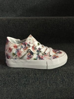 BLOWFISH MELONDROP HIDDEN WEDGE SNEAKER