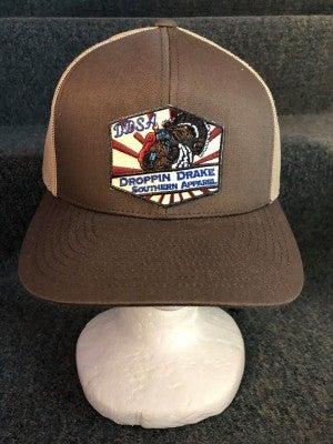 MEN'S TAN/BROWN DDSA TURKEY HAT