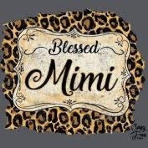 Sassy Frass Blessed Mimi
