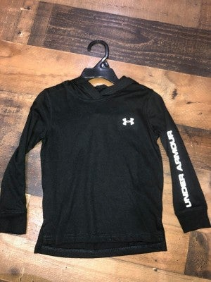 black under armor long sleeve shirt