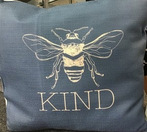 BEE KIND PILLOW