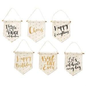 mini decorative hangers