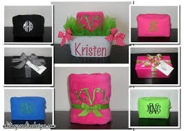 Monogram Items