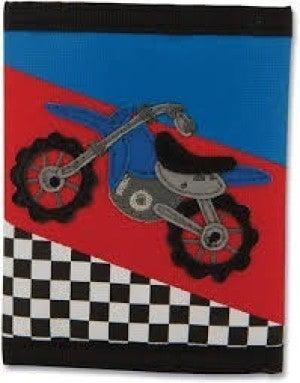 Boys Dirtbike Wallet
