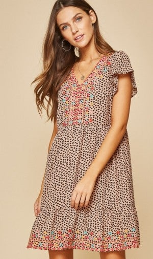 Going wild Andree dress