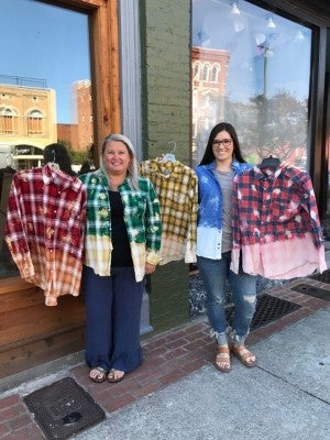 SOUTHERN BLISS BLEACHED FLANNELS