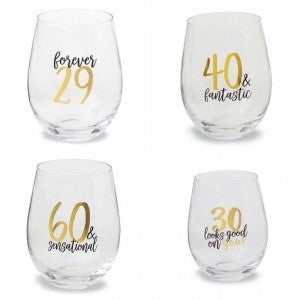 mudpie wine glasses