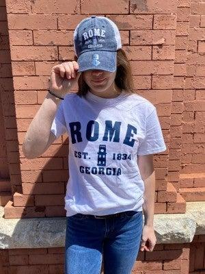 ROME GEORGIA COMBO HAT