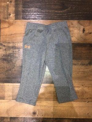 plain grey under armor pants
