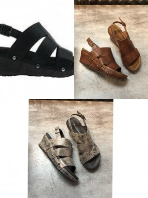 Pierre Dumas Whisper Wedges (3 colors)