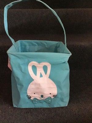 Blue Buckhead Bettie Bunny Basket