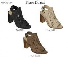 Pierre Dumas Aria Sandals (2 colors)