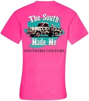 SOUTHERN COUTURE THE SOUTH MADE ME
