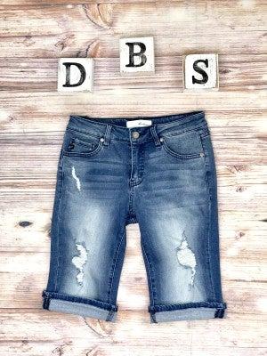 The Beach Babe Bermuda Shorts