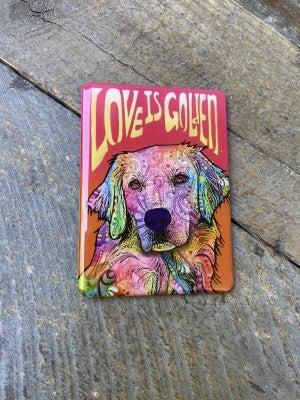 Love is Golden Magnet