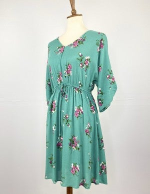 Girls Day Out Dress in Green