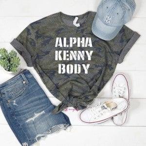Alpha Kenny Body Tee