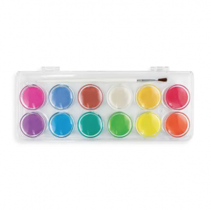 Chroma Blends Pearlescent Watercolors - 13 Piece Set