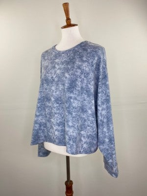 Cloudy Skies Pullover Sweater