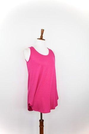 Hot Pink Favorite Swing Tank
