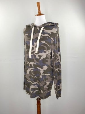 The Spring Camo Hoodie
