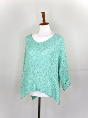 The Ultra Mint Pullover Sweater