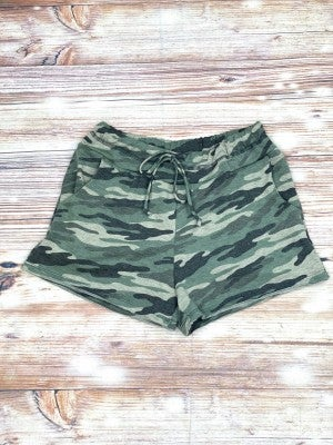 Chill Out Camo Lounge Shorts