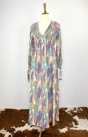 The Barcelona Maxi Dress