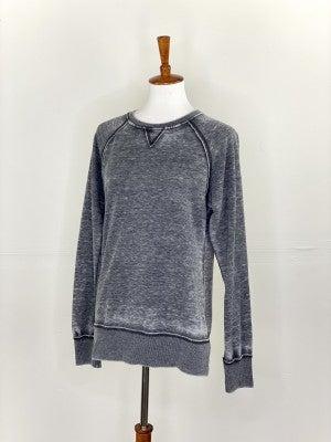The Charcoal Vintage Crewneck Sweatshirt