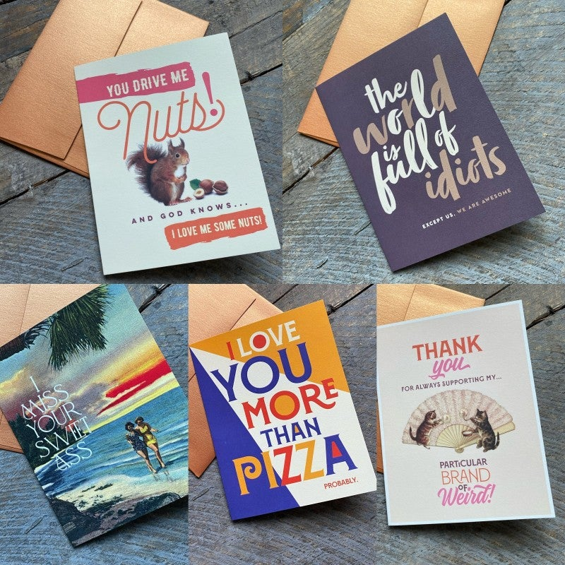 The I LOVE YOU Card Collection