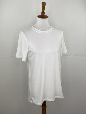 The New Classic Crewneck Tee in Ivory