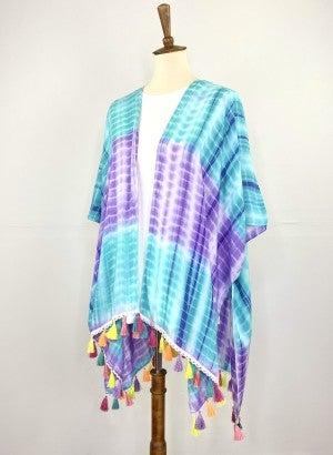 Vacay Ready Tassel Kimono