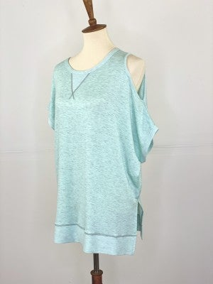 Something Different Mint Top