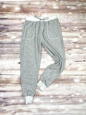 The Chill Out Grey Joggers