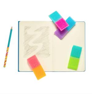 Oh My Glitter! Jumbo Erasers