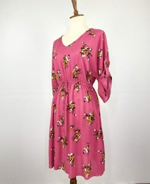 Girls Day Out Dress in Pink