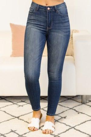 Lose Control Jeans - Denim - 877