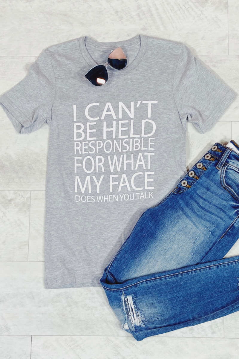 Held Responsible Graphic Tee