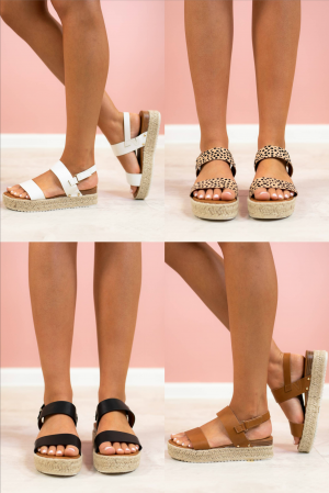 Every Option Platform Sandal