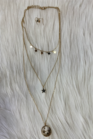 Mister Moon Necklace