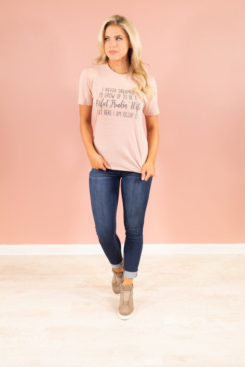 Perfect Wife Graphic Tee