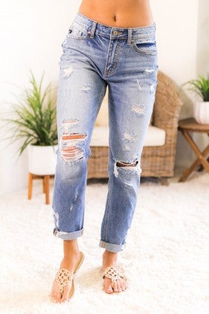 Start Your Week Jeans