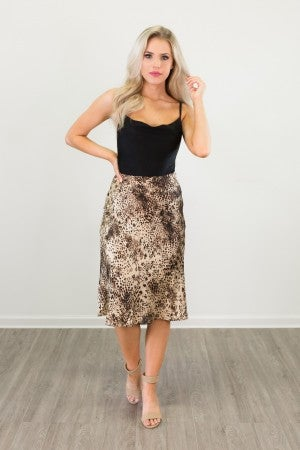 Fall From A Shooting Star Skirt