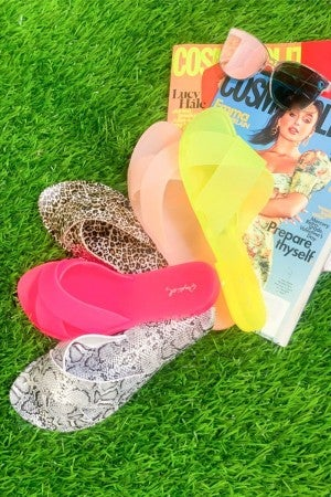 Positive Touch Sandal
