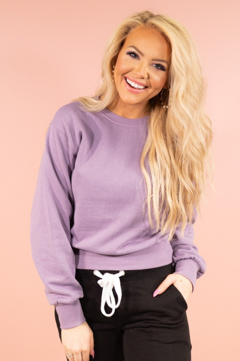 Comfortably Cute Sweatshirt