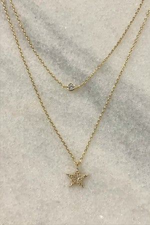 Oh My Stars Necklace