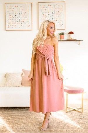 Love Potion Midi Dress