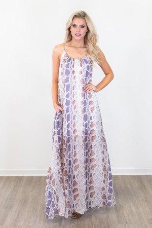 Pure Beauty Maxi Dress